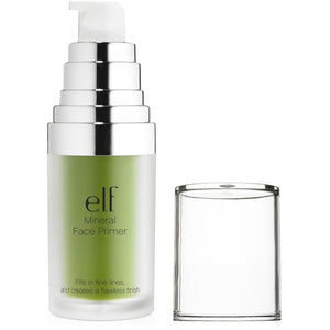 ELF Mineral Infused Face Primer - Neutralizing Green
