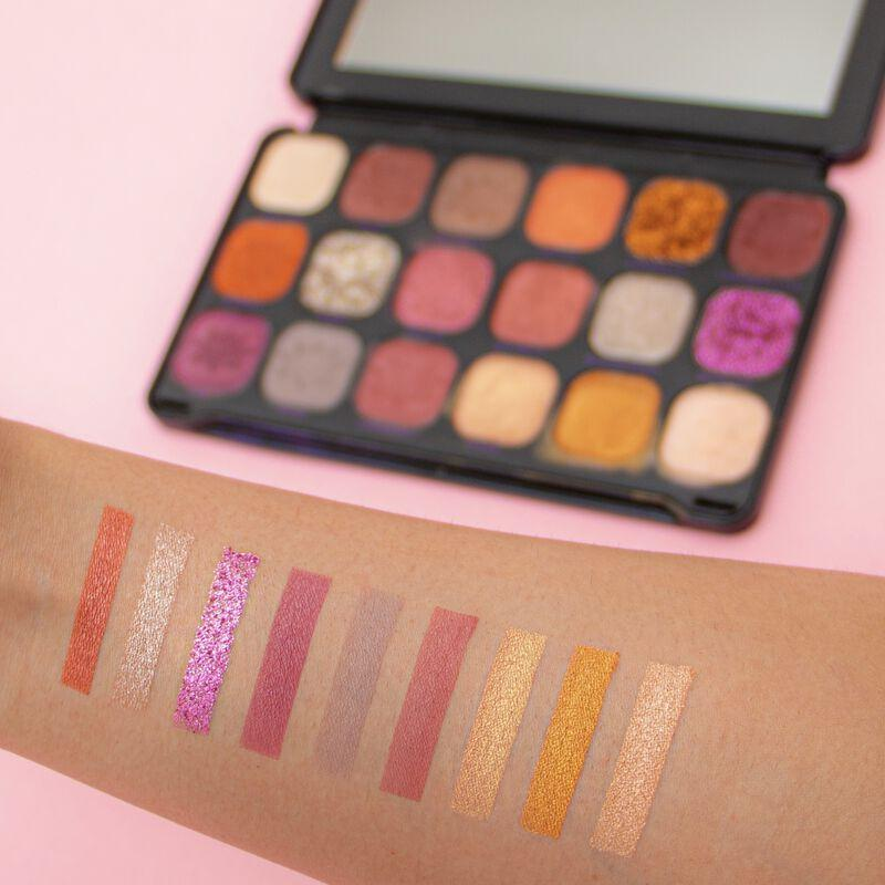 MAKEUP REVOLUTION Forever Flawless Eyeshadow Palette - Spirituality