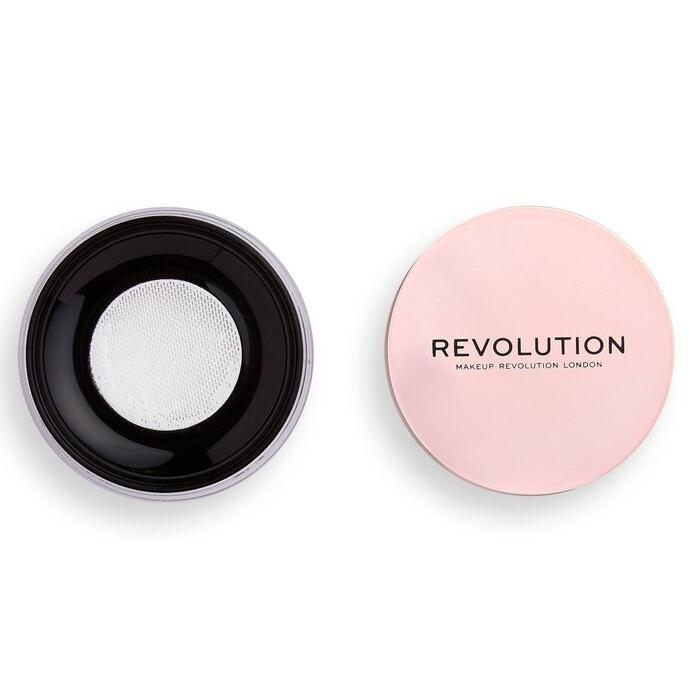 MAKEUP REVOLUTION Conceal & Define Infinite Universal Loose Setting Powder - Translucent with Niacinamide