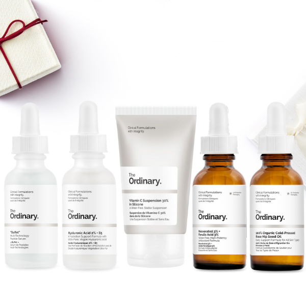 THE ORDINARY Essentials Subscription Set (RRP $99.90)