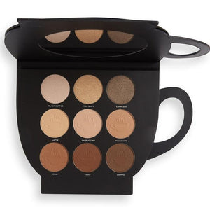 MAKEUP REVOLUTION X Friends Grab a Cup Face Palette (Light to Medium)