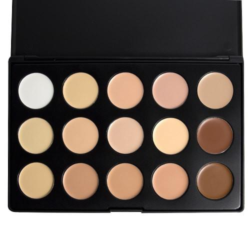 OPV BEAUTY 15 Colour Cream Concealer Palette