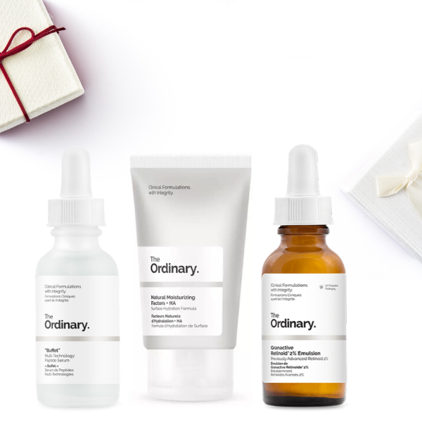 THE ORDINARY The No-Brainer Subscription Set (RRP $62.95)