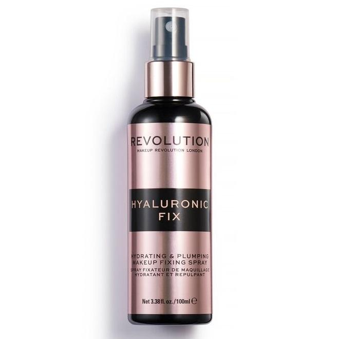 MAKEUP REVOLUTION Hyaluronic Fix Setting Spray