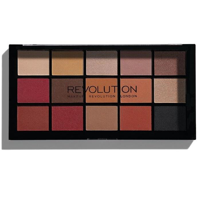 MAKEUP REVOLUTION Reloaded Palette - Iconic Vitality