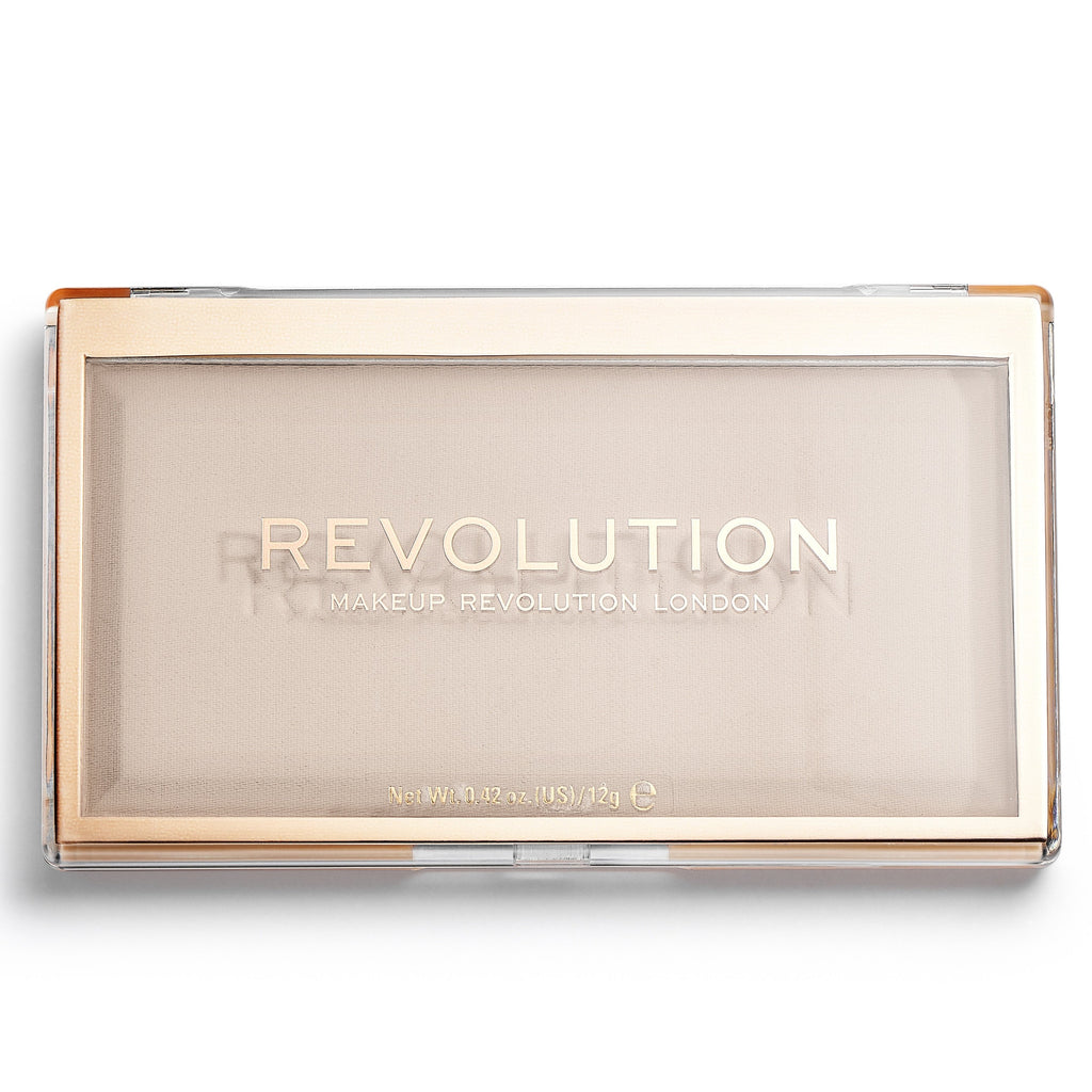 MAKEUP REVOLUTION Matte Base Powder - P1