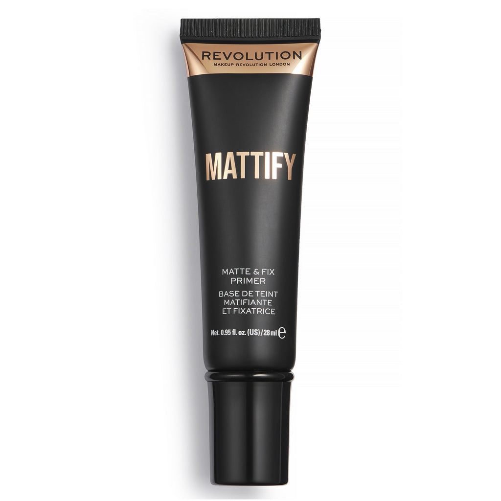 MAKEUP REVOLUTION Mattify Matte & Fix Primer