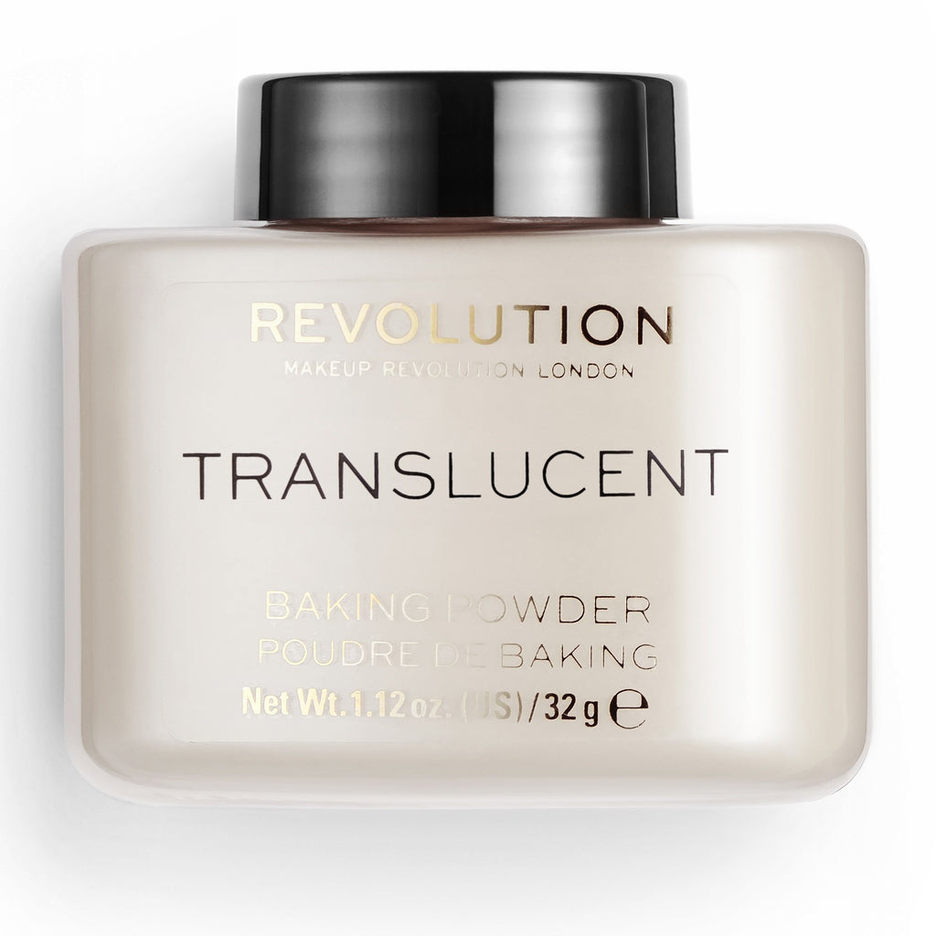 MAKEUP REVOLUTION Loose Baking Powder - Translucent