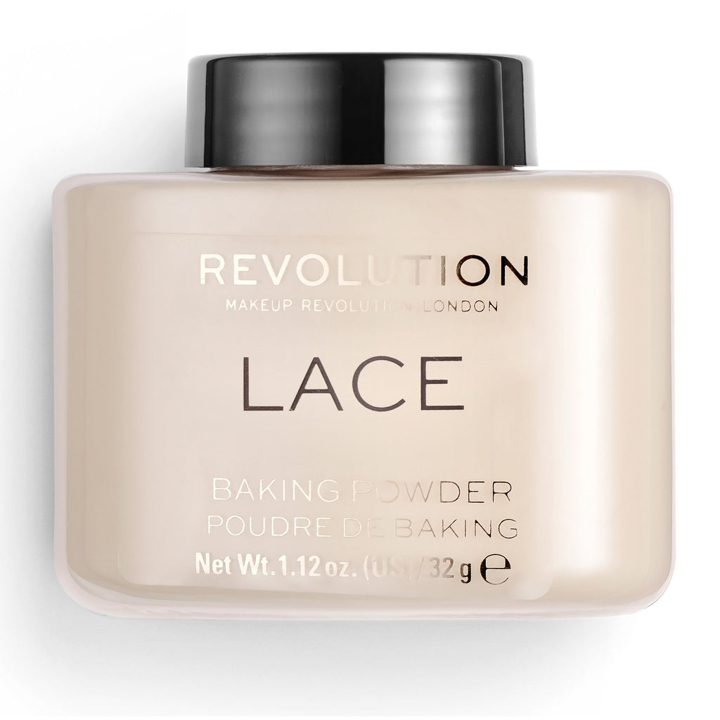 MAKEUP REVOLUTION Loose Baking Powder - Lace