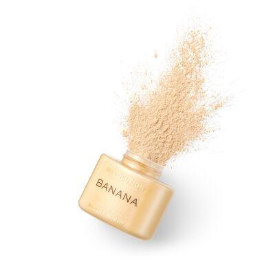 MAKEUP REVOLUTION Loose Baking Powder - Banana