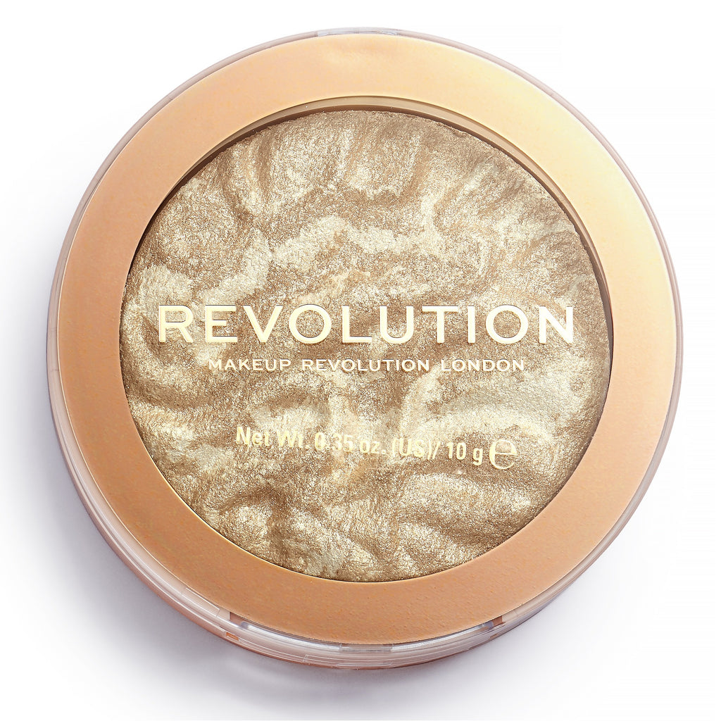 MAKEUP REVOLUTION Reloaded Highlighter - Raise the Bar
