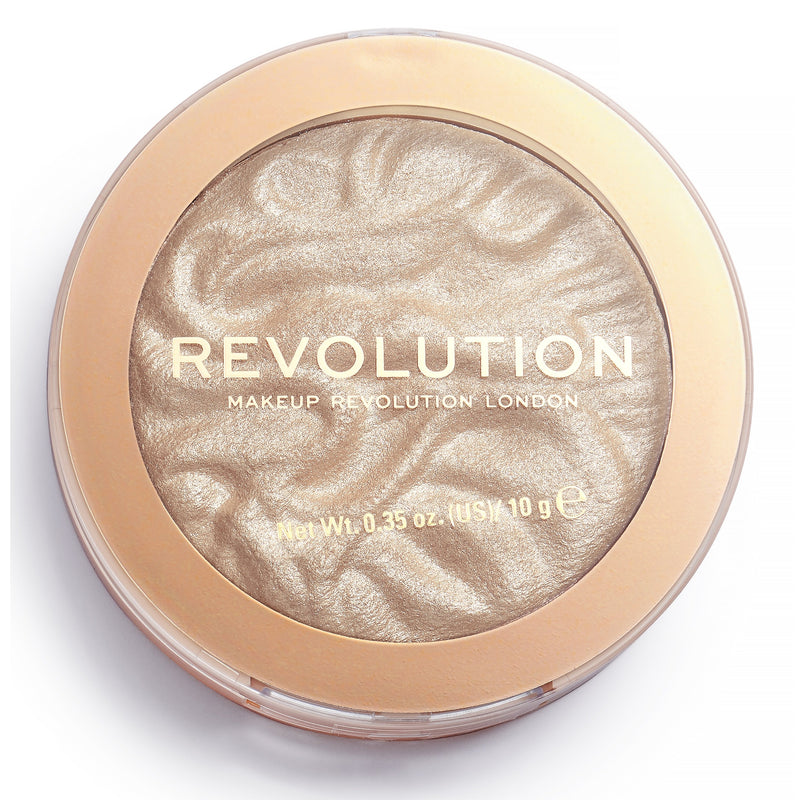 MAKEUP REVOLUTION Reloaded Highlighter - Just My Type