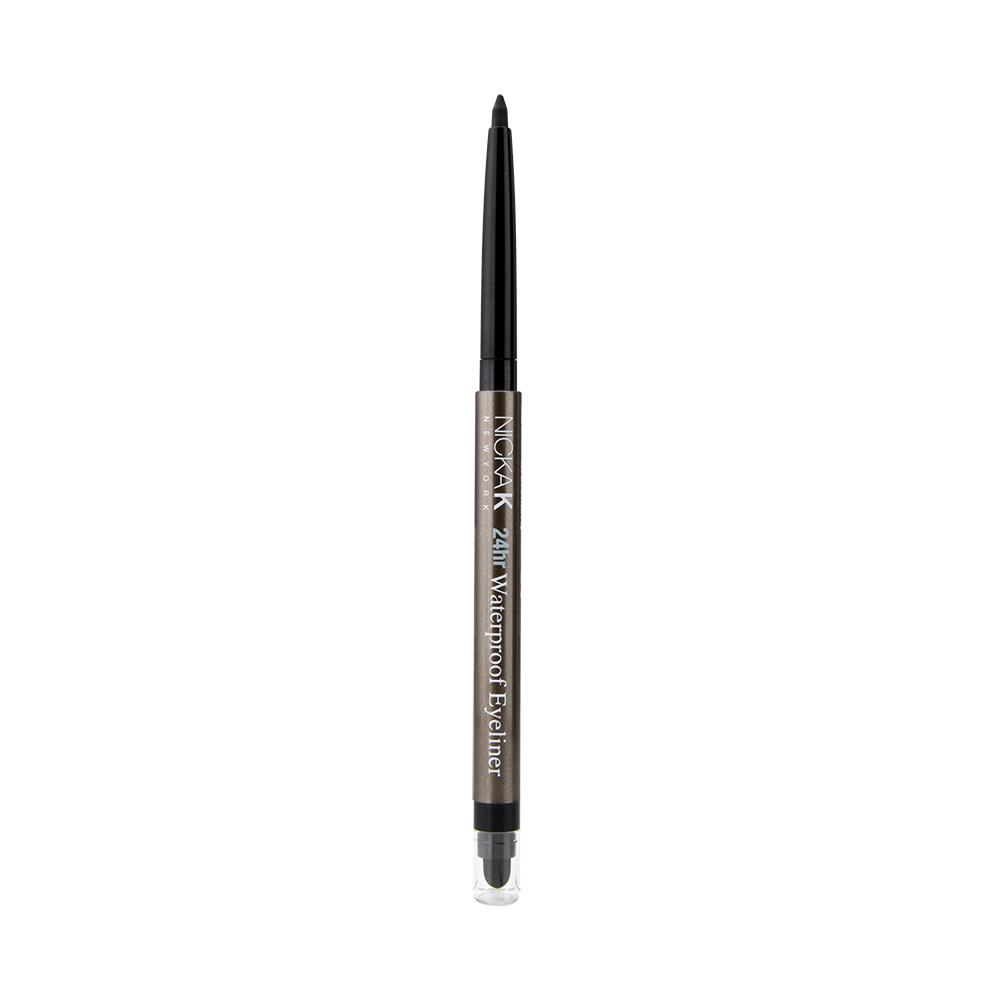 NICKA K 24Hr Waterproof Eyeliner - Black #40