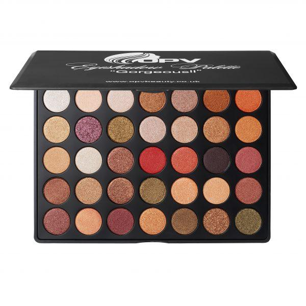 OPV BEAUTY 35 Colour Eyeshadow Palette – Gorgeous II