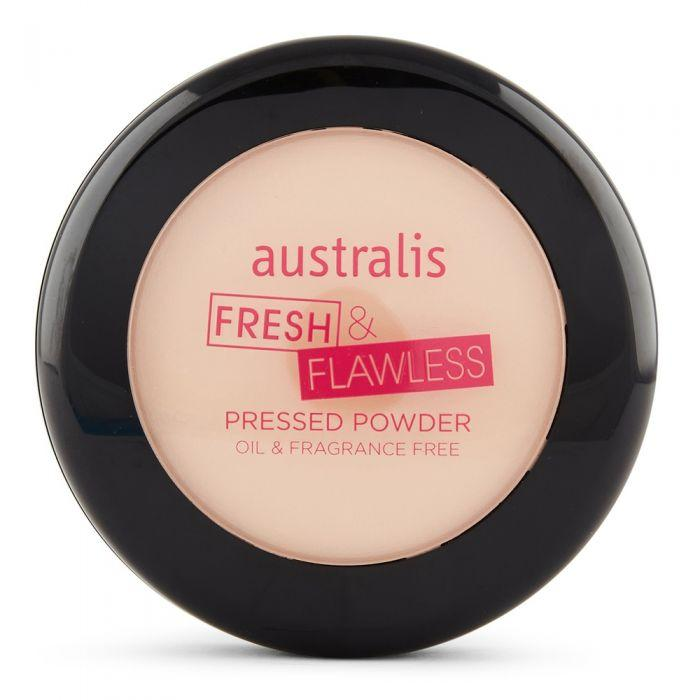 AUSTRALIS Fresh & Flawless Powder - Deep Natural