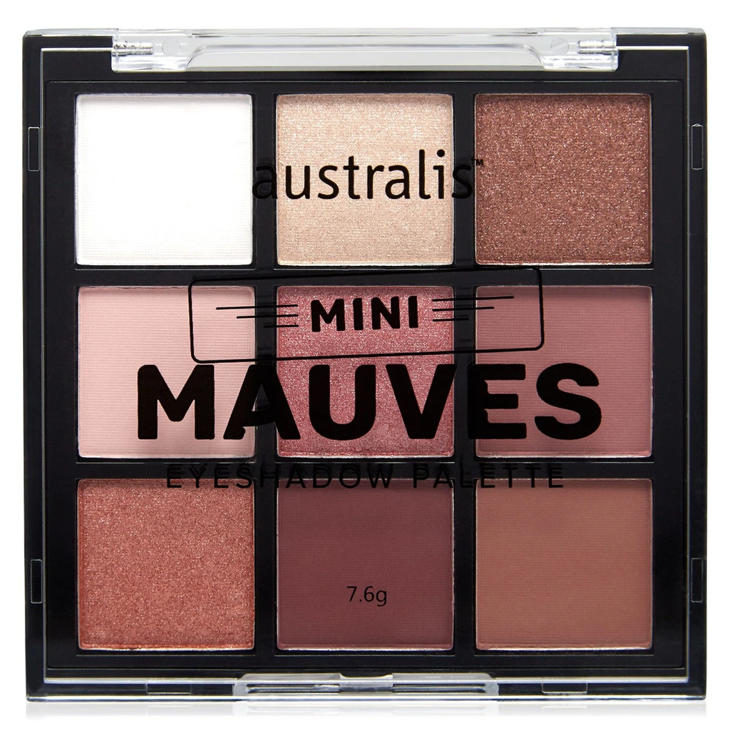 AUSTRALIS Mini Mauves Eyeshadow Palette