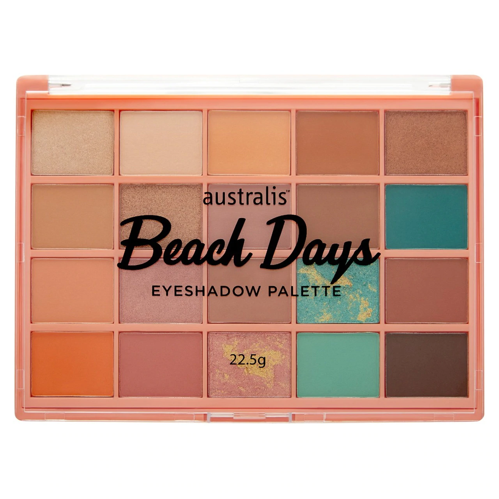 AUSTRALIS Beach Days Eyeshadow Palette