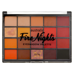 AUSTRALIS Fire Nights Eyeshadow Palette