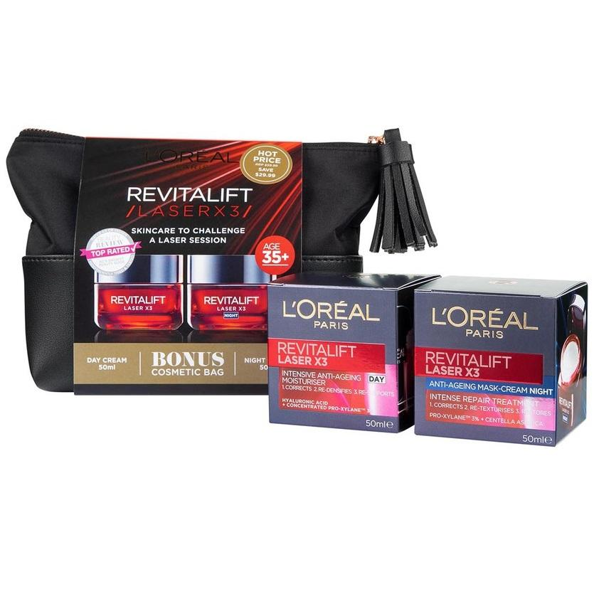 L'OREAL Revitalift Laser X3 Mothers Day Gift Set