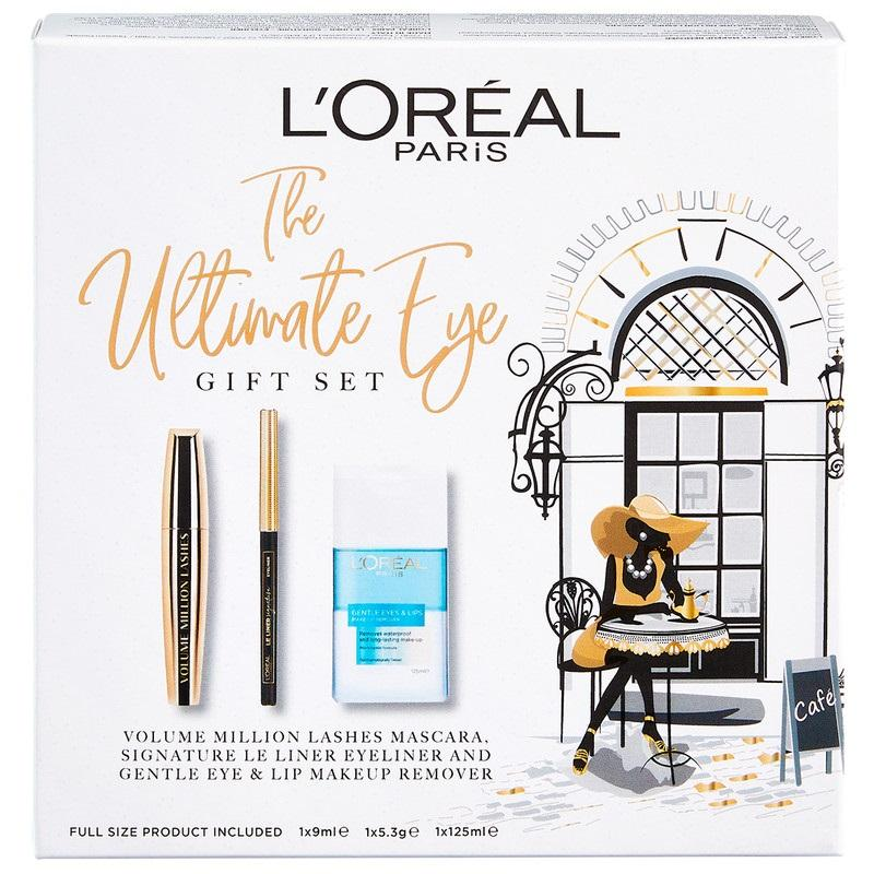 L'OREAL The Ultimate Eye Gift Set (RRP $67.98)