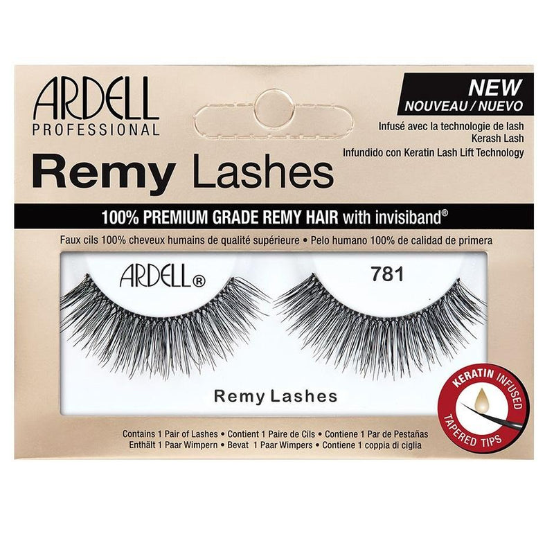 ARDELL Remy Lashes - 781 Black