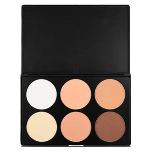 OPV BEAUTY 6 Colour Powder Contour Palette
