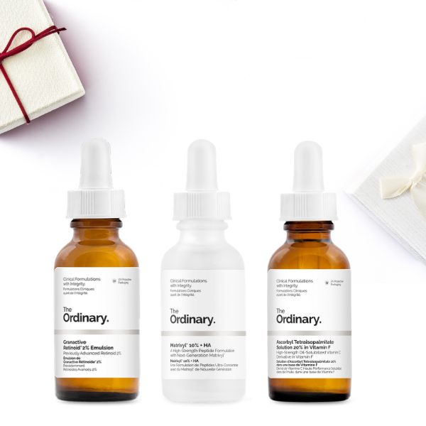 THE ORDINARY Timeless Subscription Set (RRP $87.40)