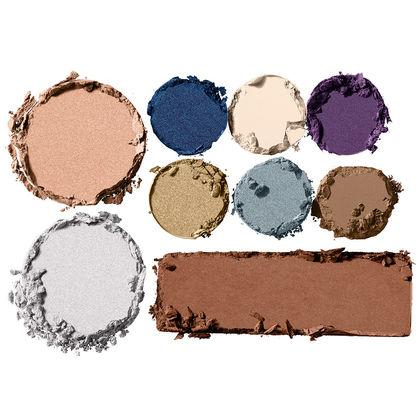 NYX PROFESSIONAL MAKEUP Contour Intuitive Palette - Jewel Queen