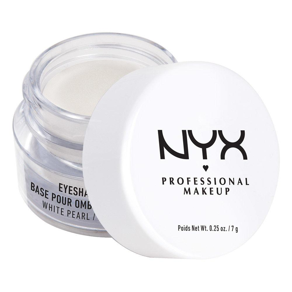 NYX PROFESSIONAL MAKEUP Eye Shadow Base - White Pearl (Shimmery White)