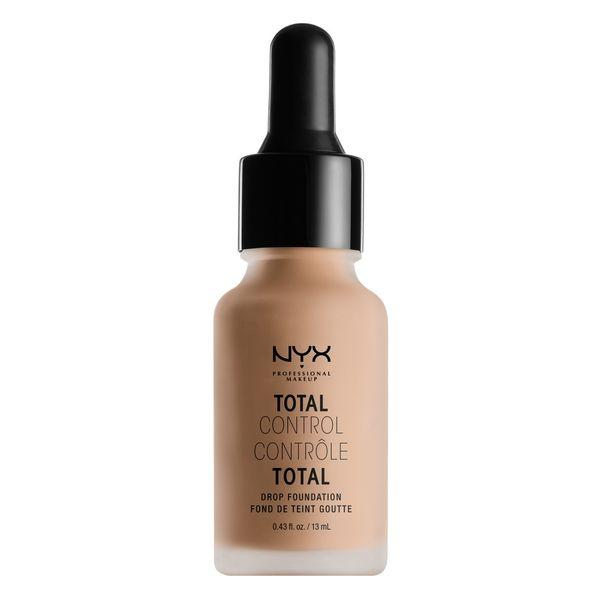 NYX PROFESSIONAL MAKEUP Total Control Drop Foundation - Soft Beige
