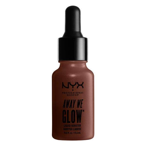 NYX PROFESSIONAL MAKEUP Away We Glow Liquid Booster - Untamed