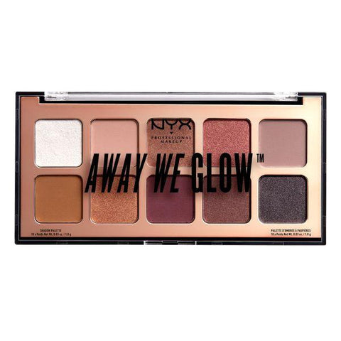 NYX PROFESSIONAL MAKEUP Away We Glow Liquid Highlighter - State Of Flux