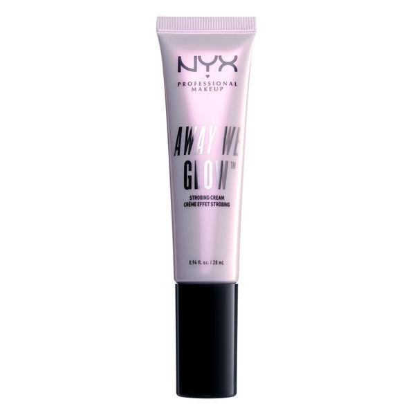 NYX PROFESSIONAL MAKEUP Away We Glow Strobing Cream - Glow Tini
