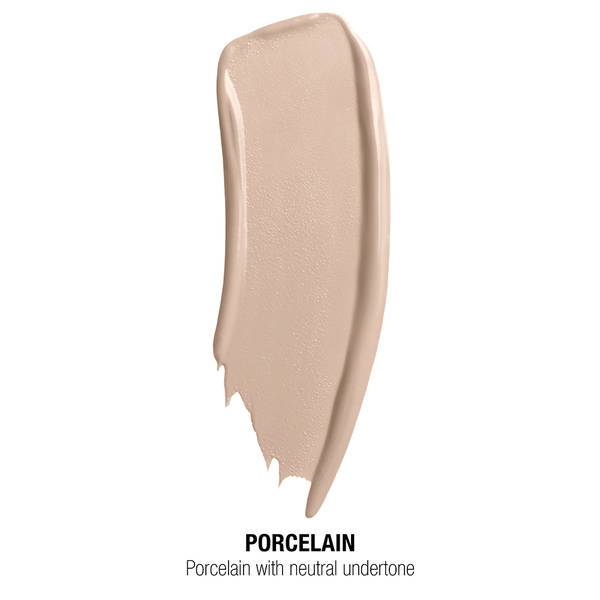 NYX PROFESSIONAL MAKEUP Can't Stop Won't Stop Full Coverage Foundation - Porcelain