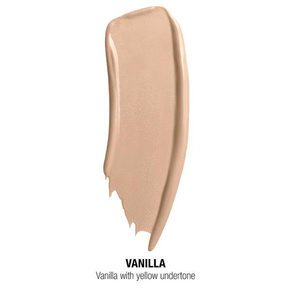 NYX PROFESSIONAL MAKEUP Can't Stop Won't Stop Full Coverage Foundation - Vanilla