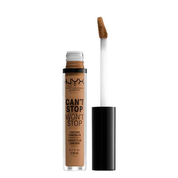 NYX PROFESSIONAL MAKEUP Can't Stop Won't Stop Contour Concealer - Warm Honey
