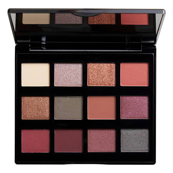 NYX PROFESSIONAL MAKEUP Machinist Shadow Palette - Ignite
