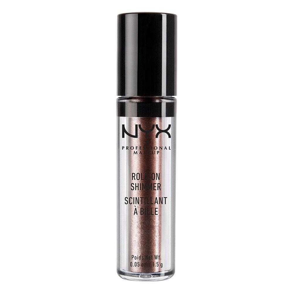 NYX PROFESSIONAL MAKEUP Roll On Eye Shimmer - Walnut