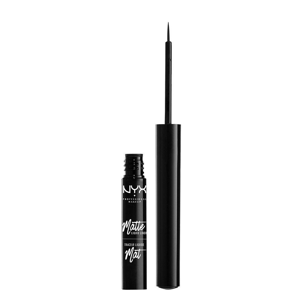 NYX PROFESSIONAL MAKEUP Matte Liquid Liner - Black