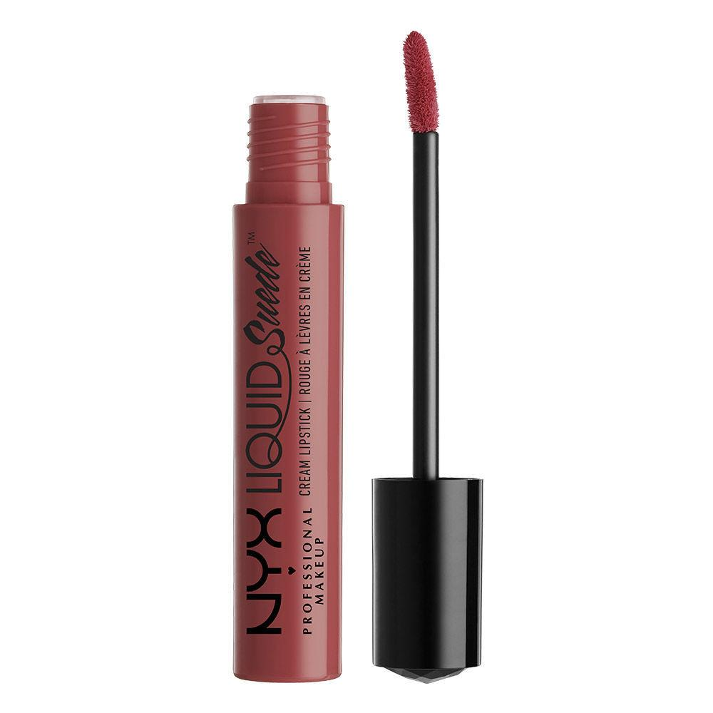NYX PROFESSIONAL MAKEUP Liquid Suede Cream Lipstick - Soft Spoken