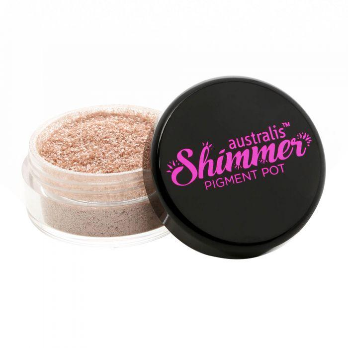 AUSTRALIS Shimmer Pigment Pot - Nearly Naked
