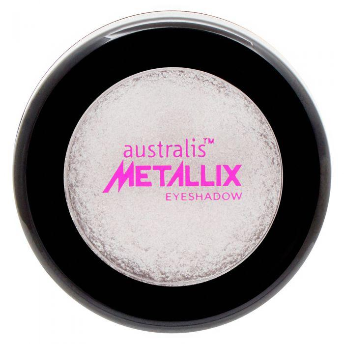 AUSTRALIS Metallix EyeShadow - Silver Club 7