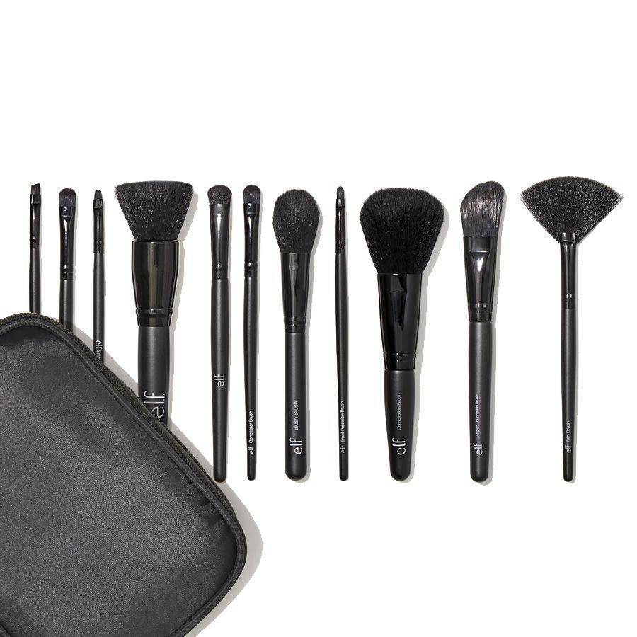 ELF 11 Piece Brush Set