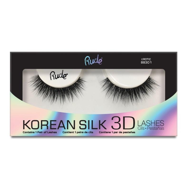 RUDE Korean Silk 3D Lashes - Erotic