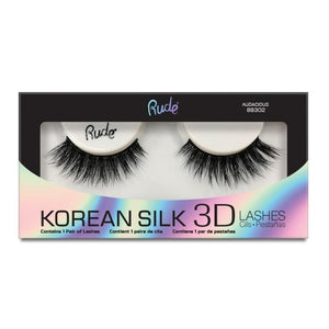 RUDE Korean Silk 3D Lashes - Audacious