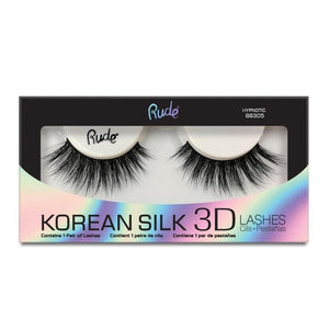 RUDE Korean Silk 3D Lashes - Hypnotic