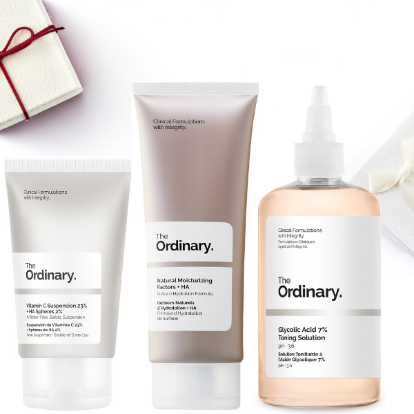 THE ORDINARY Sunny Bright Subscription Set (RRP $48.10)