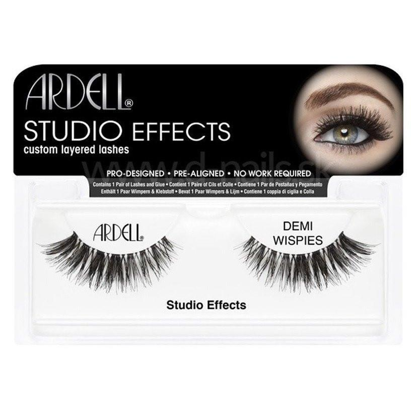ARDELL Studio Effects Custom Layered Lashes - Demi Wispies Black