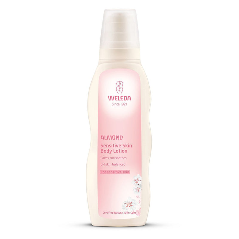 WELEDA Almond Sensitive Skin Body Lotion (200 ml)