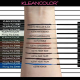 KLEANCOLOR Along The Lines Liquid Eyeliner - Dark Taupe